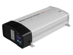 KISAE Abso 2000 Compact Pure Sine Inverter/Charger