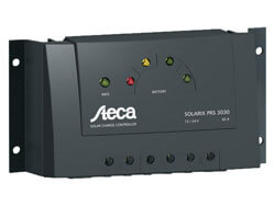 Steca PRS3030 12/24V 30A Solar Charge Controller