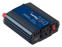 Samlex SAM-250-12 250W Power Inverter
