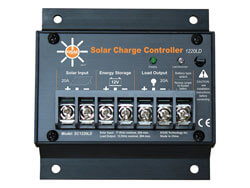 KISAE SC1220LD 20A 12V Solar Charge Controller