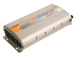 Wagan 2294 Slim Line 1000W 12V Power Inverter