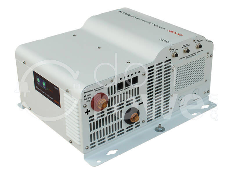 KISAE IC1230150 Abso 3000 Pure Sine Inverter/Charger | DonRowe com